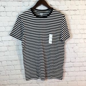 NWT Old Navy striped short sleeve tee